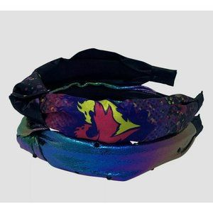 Girls' Disney Descendants 2pk Headband Set